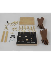 Crystal Detector Dual System Kit AW